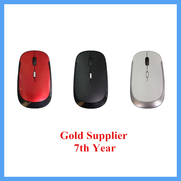 2.4g usb 3d optical wireless mouse