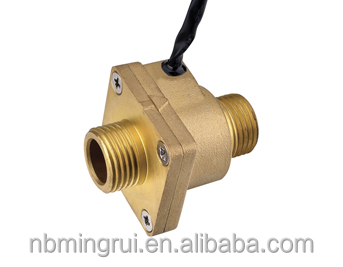 MR-4050-G1/2 Customized brass water flow switch, flowmeter,water flow switch