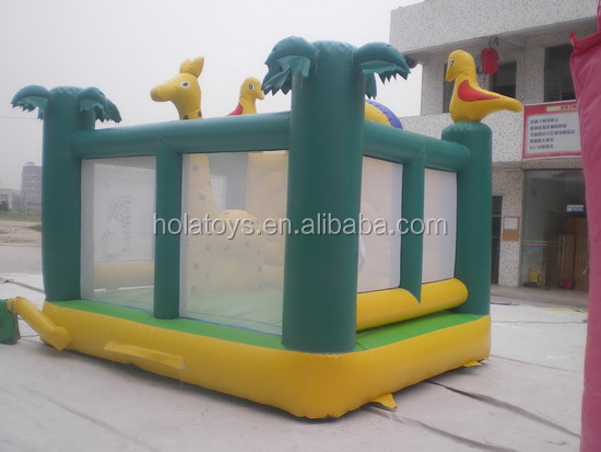 clown bouncy castle/inflatable bouncer for adult