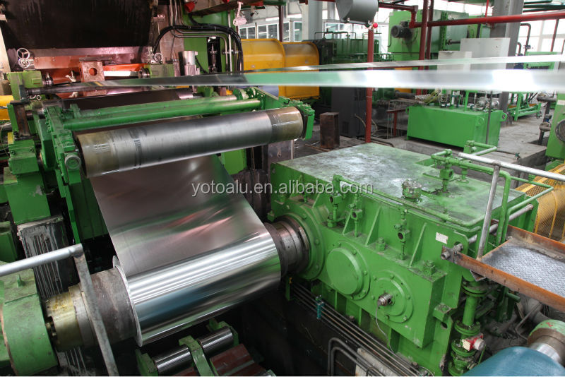 Color coated aluminium coil with PE coating manufacturer
