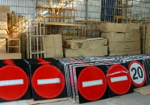 Solar Traffic Sign Led Traffic Sign Solar Signal Light