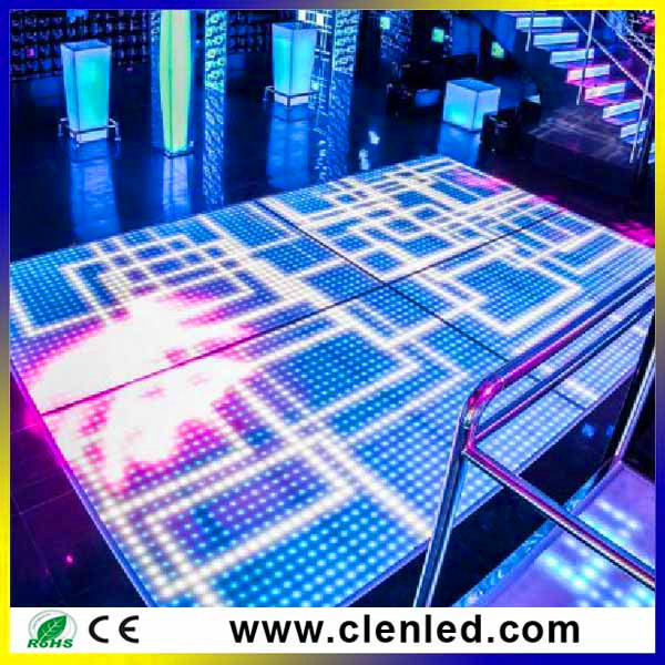Clenled New products DC24V DMX RGBW 60leds/m addressable led strip