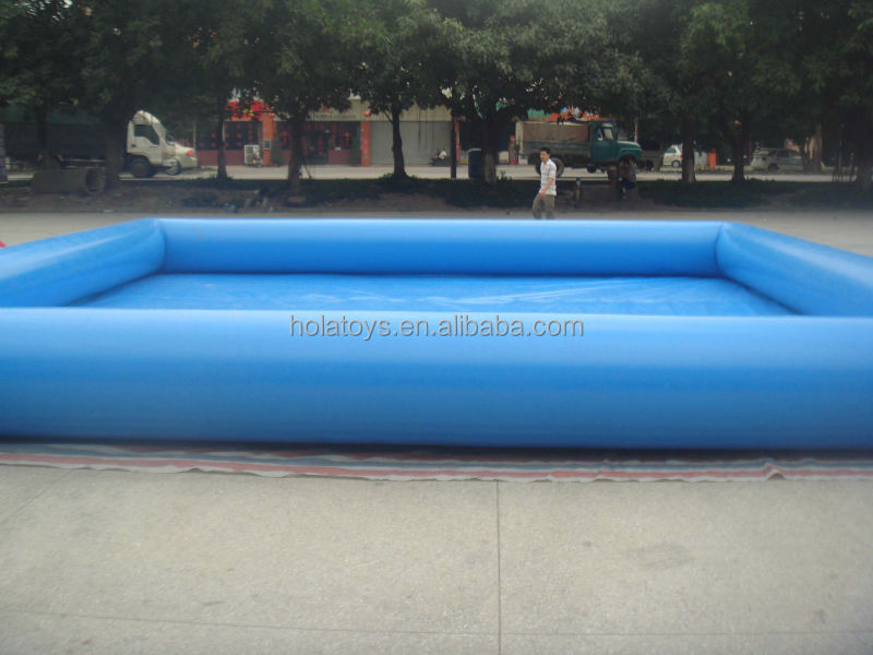 product detail inflatable water ball pool for sale