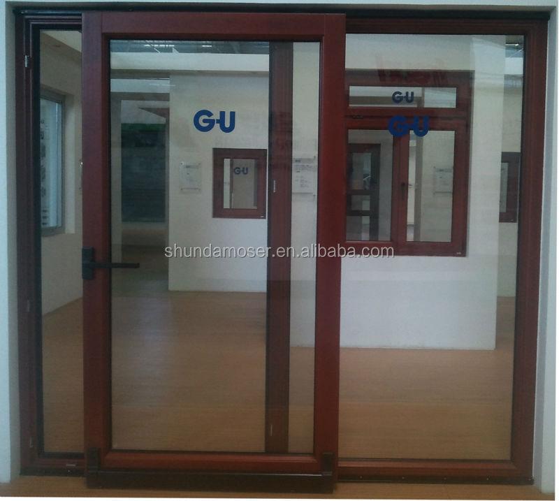Moser wooden lift and slide door buy lift and slide door for Sliding glass door frames