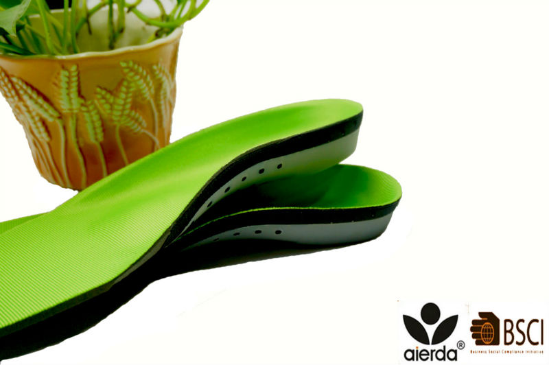 Promotion Plantar Fasciitis Insoles Hot Foot Tpu Insole