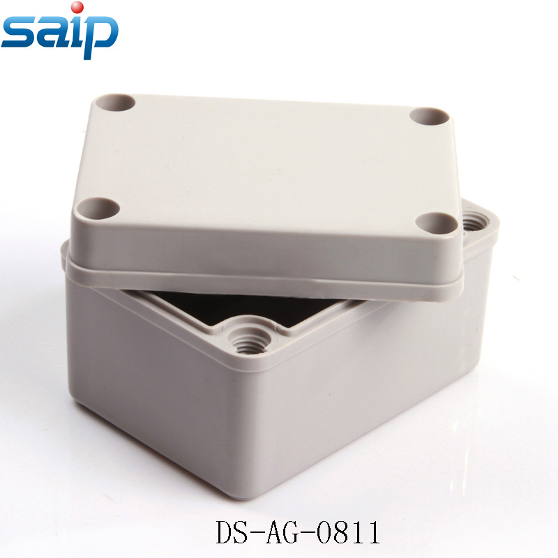 Super Quality IP66 Electrical DS-AG-0811 electric pcb housing plastic boxes