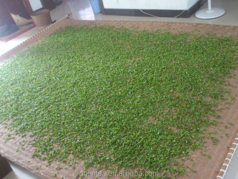 China Famous Tea Lung Ching Green Tea 2016 New Green Tea