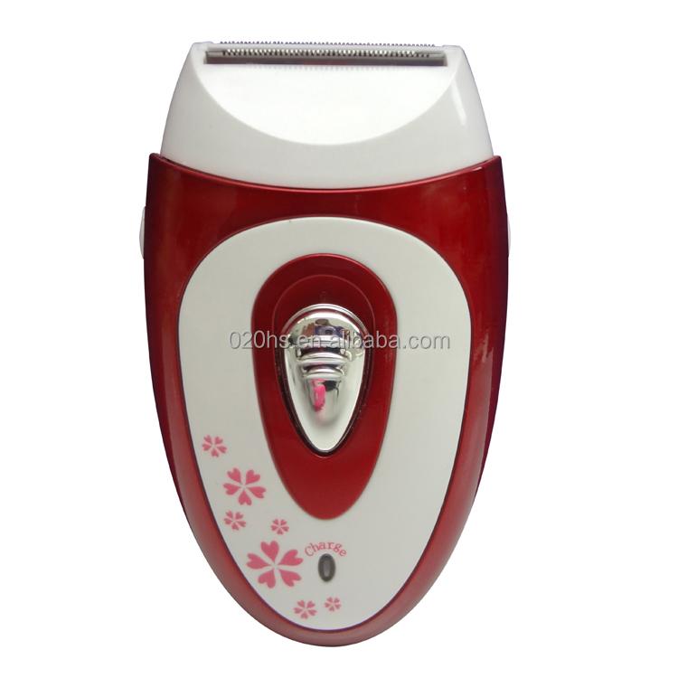 3 Heads Electric Body Epilator Shaver