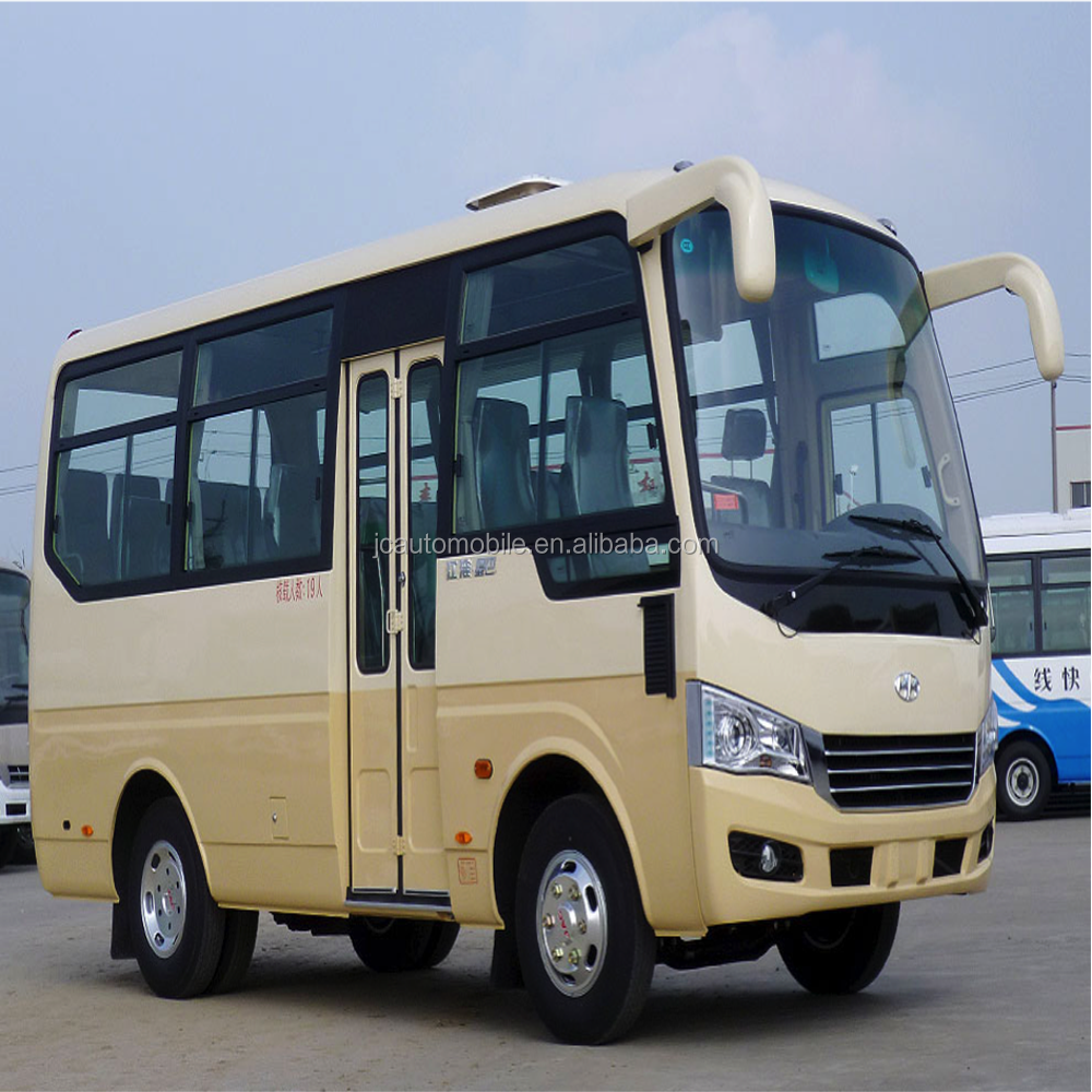 2017 new design euro3 20-30 seats JAC passenger Bus with factory price