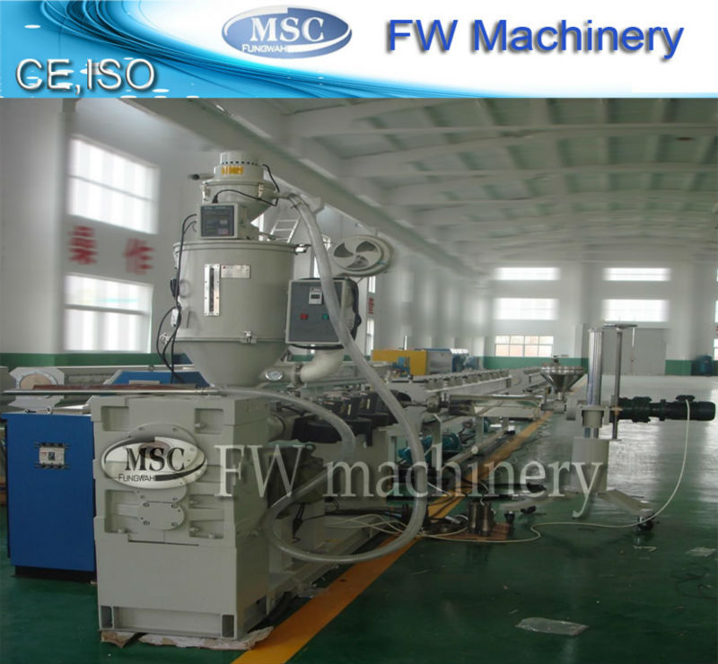 pp pe pvc pipe production equipment