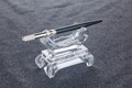 Elegent appearance Acrylic eyebrow Microblading pen holder