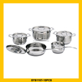 Brand new italian camping cookware for wholesales