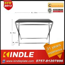 luxury small high gloss dining table for sale