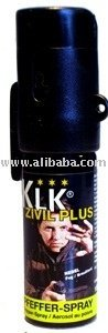 KLK ZivilPlus Pepper spray 15 ML - 10% OC high concentrate