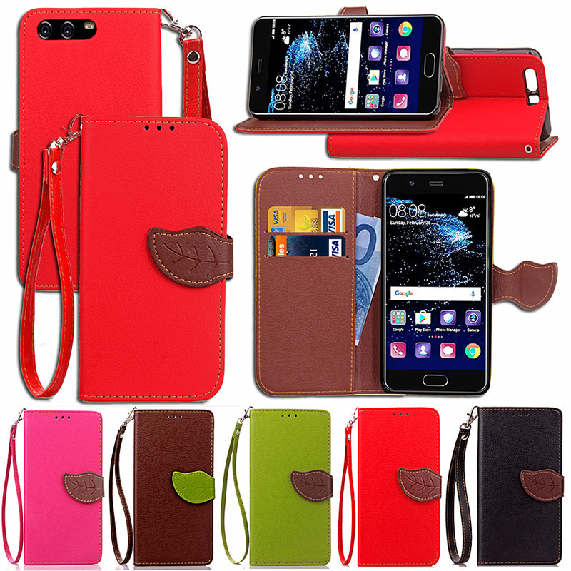 Wholesale Factory Price Mobile Phone Case for Huawei P10 Plus PU Leather Cell Phone Case for Huawei P10 Plus