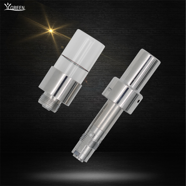 Popular center post removable refillable ceramic vape cartridge
