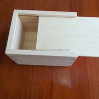 Wholesale Small Wood Craft Box Gift