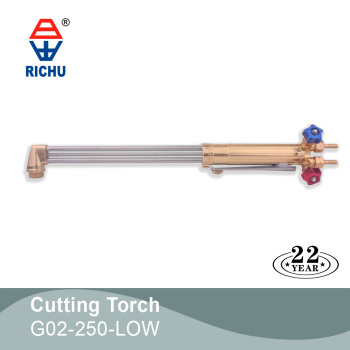 British Cutting Torch G02-250-LOW
