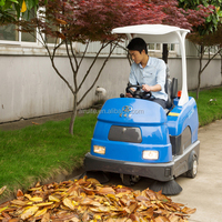 Electric automatic sweeper