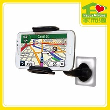 Self adhesive GPS cell phone damage free car holder