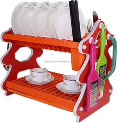 family used ABS Plastic dish rack