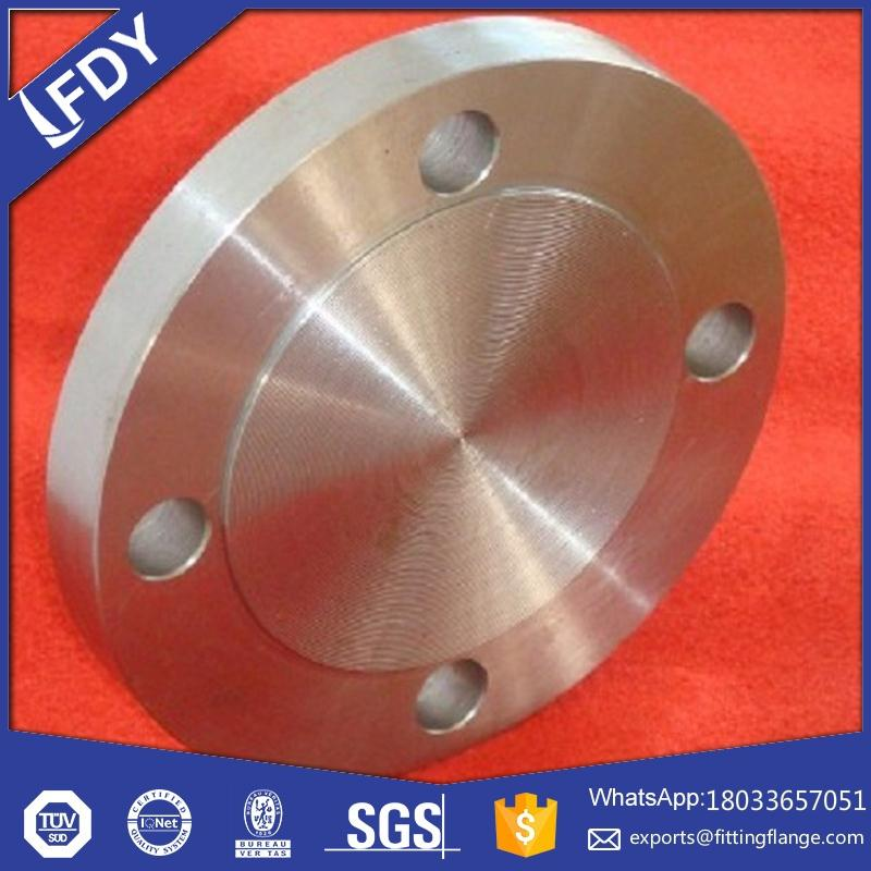 ANSI Carton Steel Welding Forging Blind Flange