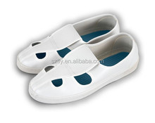 ESD butterfly safe cleanroom shoes manufacturer