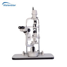 New Design and Top Quality SLM-2ER Drum 5 Step Drum Magnification Slit Lamp Factory Price