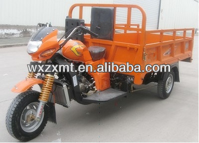 2014 NEW 110cc/125cc/150cc/200cc/250cc/300cc/350cc/400cc cargo tricycle/three wheel motorcycle/tuk tuk with cheap cost