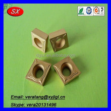 All kinds of zcc inserts carbide coated and uncoated made in China