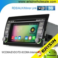 Erisin ES2700F 7 inch FIAT BRAVO Car DVD Radio Bluetooth GPS 3G WiFi USB