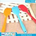 wholesale baking cooking multifunctional kitchen solid silicone spatula