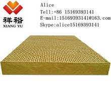Best quality rock wool heat resistant roofing sheets used in building contruction made in China (manufacture)
