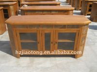 Classic Wooden Storage Cabinet