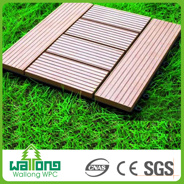 Promotional no pollution bulk sale easy to install diy outdoor portable decking