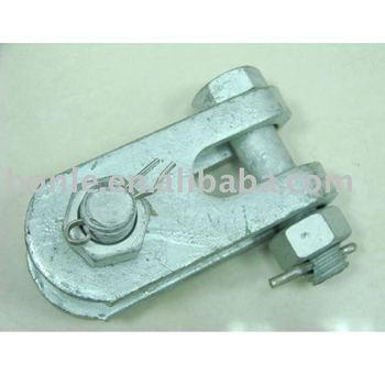 clevis tongues link fitting power fitting
