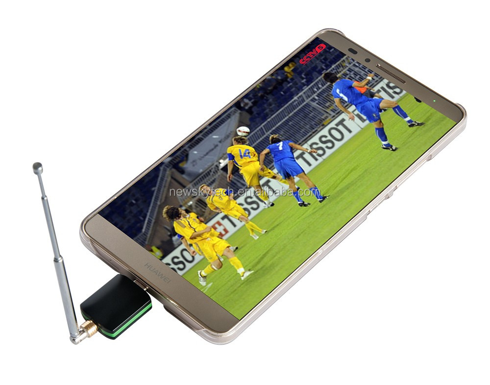 Super mini digital isdb-t & dvb-t usb tv tuner for android