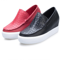 The new arrival korean brand in dubai Increased in 3 cm casual platform shoes 2013