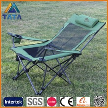 TATA Cheap Outdoor Camping Lightweight Folding Beach Lounge Chair Folding Chairs
