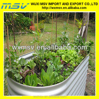 New Design Metal Planter Container Bins