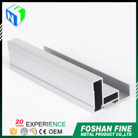 Best selling electrophoretic and Fluorocarbon aluminum jalousie window frames