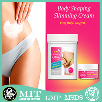 High quality anti cellulite and slimming belly fat removal cream
