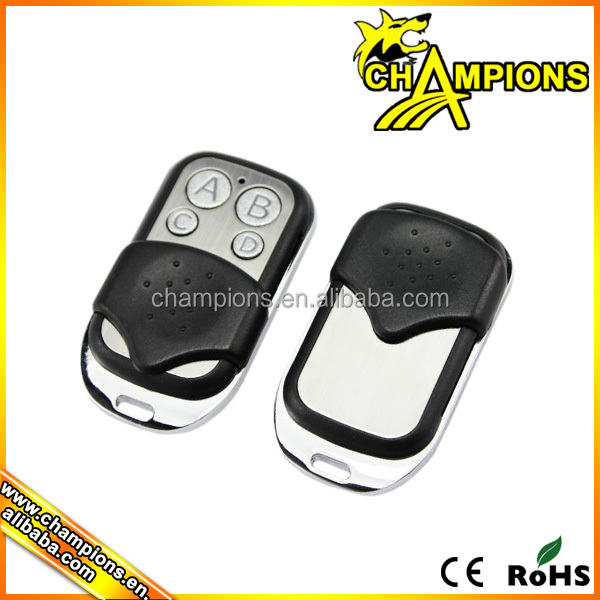 433.92/433/315MHZ fixed frequency RF remote control duplicator for Clone / Copy / Duplicate Garage Door Remote Control AG070