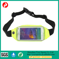 Waterproof Sports Waist bag for iphone 6s Plus with Earphone Hole