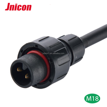 Audio&Video Application and BNC Type waterproof power cable connector