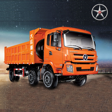China top brand 6*2 8 wheel dump truck capacity 200HP tipper truck for sale