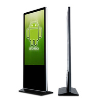 China best Priced 42'' Kiosk Media Digital Player with Android OS LCD signage player