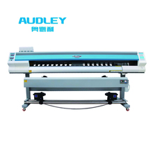 AUDLEY Price of smart color 1.8M vinyl printer/flex banner printing machine price/DX7 plotter S7000