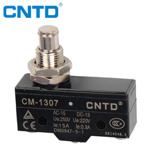 CNTD TUV/CE Approval 1NO1NC Operating SPDT Plunger Spring Switch Micro Switch Z-15GQ-B (CM-1307)