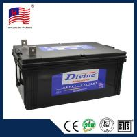 N200 JIS standard Trucks 12v rc car battery